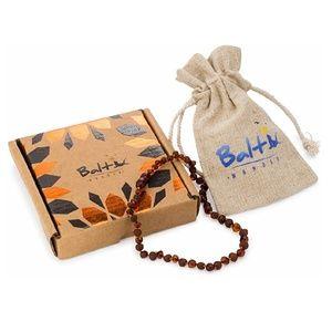 Baltic Wonder Amber Baby Teething Necklace
